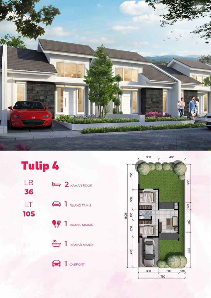 Tulip 4 CitraIndah City Jonggol