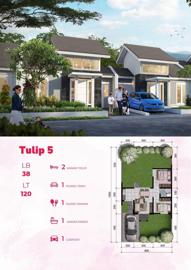 Tulip 5 CitraIndah City Jonggol